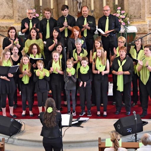 Sicantiamo Konzerte 2016 - Castell Ev. Kirchentag