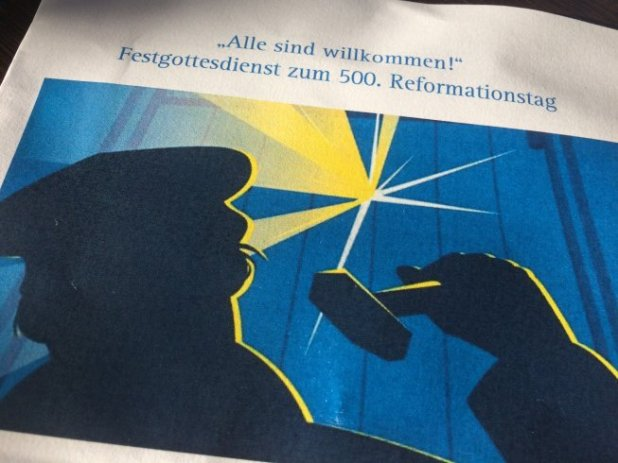500 Jahre Reformation - Reformationsfestgottesdienst 31.10.2017