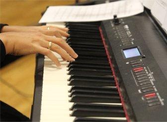 Klavierbegleitung Johanna