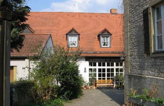 Gemeindehaus Sickershausen